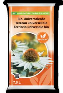 Bio Universalerde 7,5 Liter-