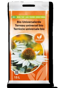 Bio Universalerde 15 Liter-