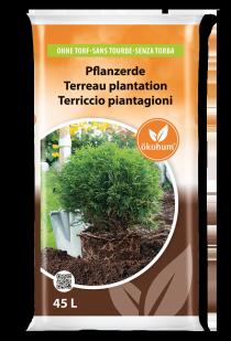 Pflanzerde-